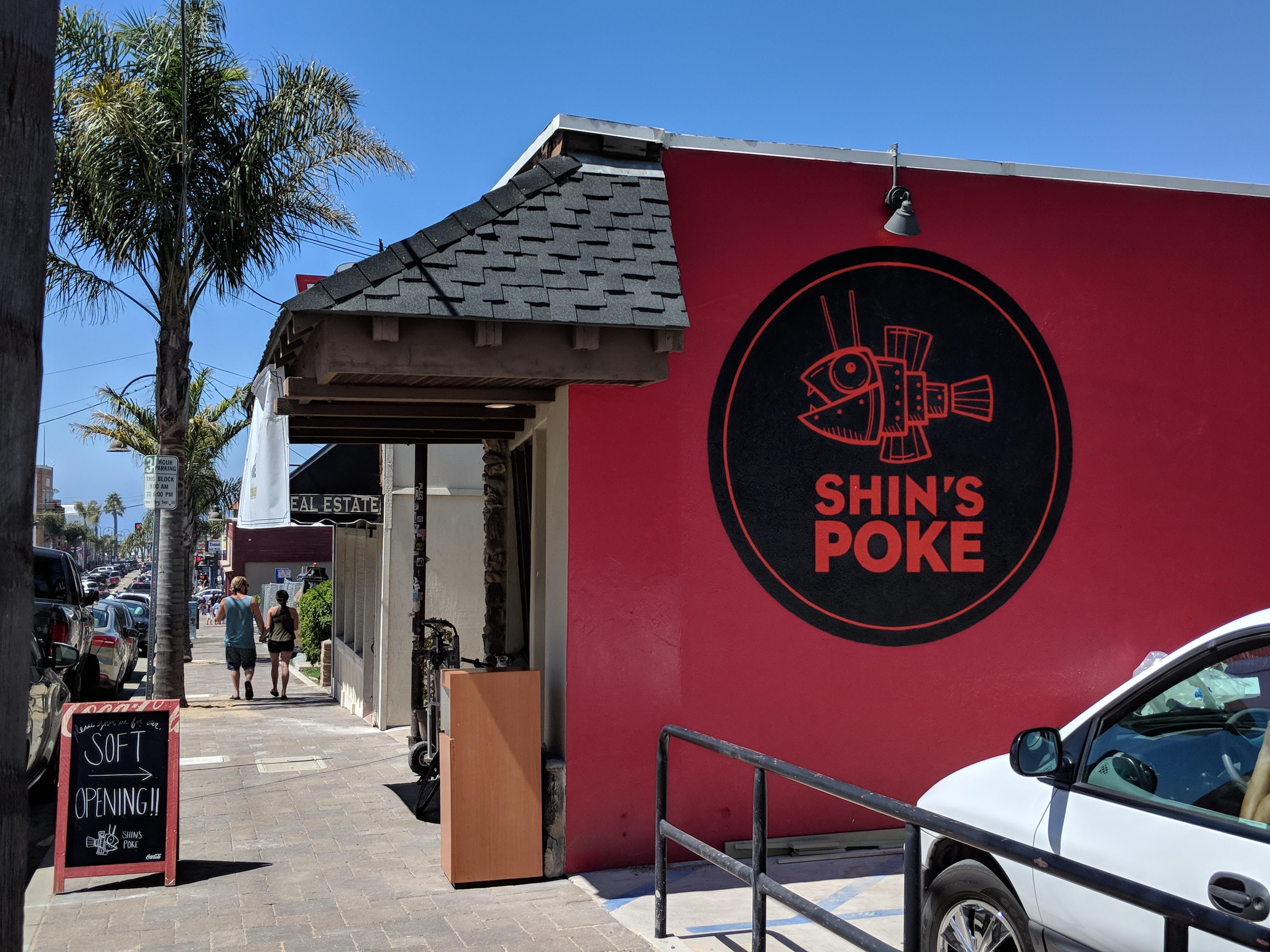 Shin's Poke